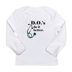 DO shirt.jpg Long Sleeve Infant T-Shirt