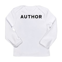 Author Long Sleeve Infant T-Shirt