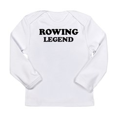 ROWING Legend Long Sleeve Infant T-Shirt