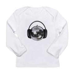 Music world Long Sleeve Infant T-Shirt