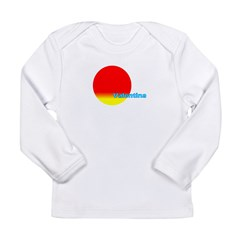 Valentina Long Sleeve Infant T-Shirt