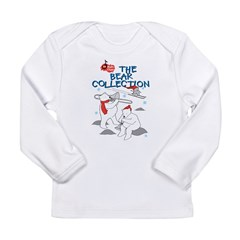 The Bear Collection Long Sleeve Infant T-Shirt