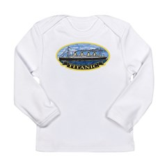 Titanic Long Sleeve Infant T-Shirt