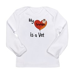 Vet Long Sleeve Infant T-Shirt