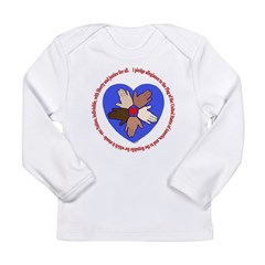 Pledge Long Sleeve Infant T-Shirt