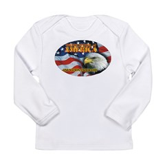 One Nation 2 Long Sleeve Infant T-Shirt