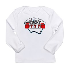 Lucky Long Sleeve Infant T-Shirt