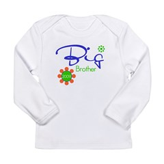Big Brother 2009 Long Sleeve Infant T-Shirt