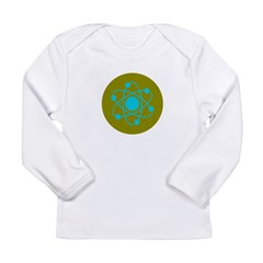Atom Long Sleeve Infant T-Shirt