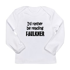 Faulkner Long Sleeve Infant T-Shirt