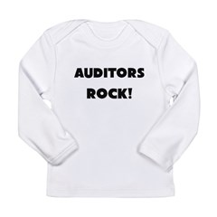 Auditors ROCK Long Sleeve Infant T-Shirt