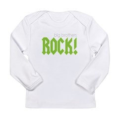 Big Brothers Rock Long Sleeve Infant T-Shirt