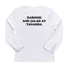 Darmok Jalad Long Sleeve Infant T-Shirt