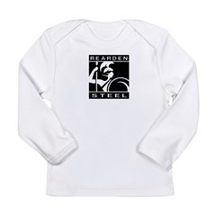 ReardenSteel.jpg Long Sleeve Infant T-Shirt