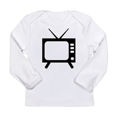 TV Long Sleeve Infant T-Shirt