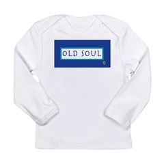 Old Souls Long Sleeve Infant T-Shirt