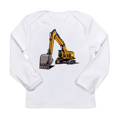 baby1 Long Sleeve Infant T-Shirt