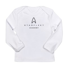 Starfleet Academy Long Sleeve Infant T-Shirt