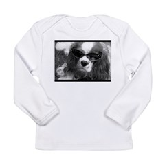 Movie Star Cavalier Long Sleeve Infant T-Shirt