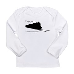 Taggart Transcontinental Long Sleeve Infant T-Shirt