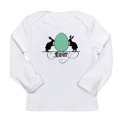 Easter Cheer Long Sleeve Infant T-Shirt