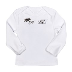 tervsdg2.JPG Long Sleeve Infant T-Shirt