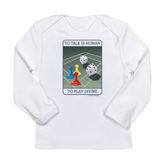 B-Games Divine - Long Sleeve Infant T-Shirt