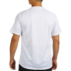 Skateboarding Ash Grey Performance Dry T-Shirt