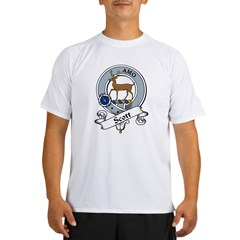 Scott Clan Badge Performance Dry T-Shirt