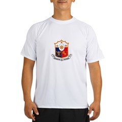 Philippines Coat of Arms Performance Dry T-Shirt