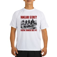 homelandsecurity3 Performance Dry T-Shirt