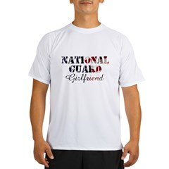 NG Girlfriend Flag Performance Dry T-Shirt