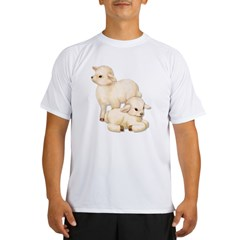 Lamb Pair Performance Dry T-Shirt