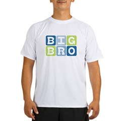 Big Bro Performance Dry T-Shirt