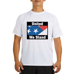 United We Stand Performance Dry T-Shirt