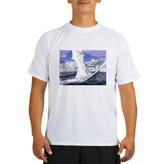 "Dreslough's ""Dragon Bath"" Performance Dry T-Shirt"