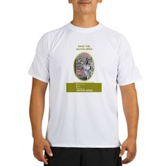 P.E.T. Jackalopes Performance Dry T-Shirt