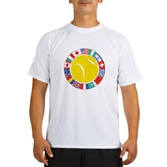 Tennis World Performance Dry T-Shirt
