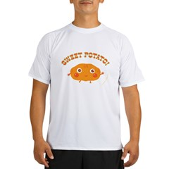 """Sweet Potato"" Performance Dry T-Shirt"