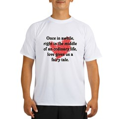 Fairy Tale Love Performance Dry T-Shirt