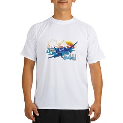 CORSAIR ON FINAL Performance Dry T-Shirt