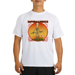 Impermanence4black Performance Dry T-Shirt