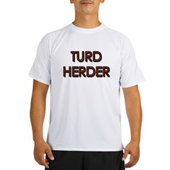 Turd Herder Performance Dry T-Shirt