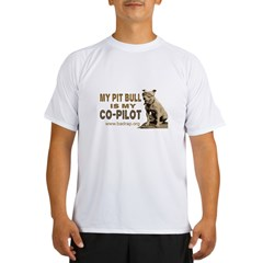 Pit Bull Pilot Performance Dry T-Shirt