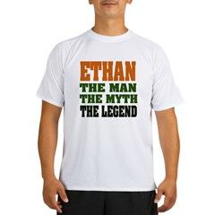 ETHAN - the legend! Performance Dry T-Shirt