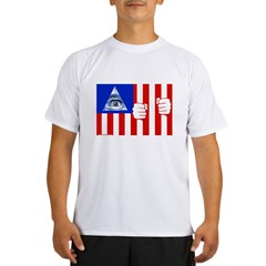 Flag Performance Dry T-Shirt