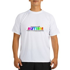 Autism Pride Performance Dry T-Shirt