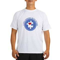 Someone With Autism Men''s Performance Dry T-Shirt