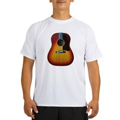 Gibson J-45 guitar Performance Dry T-Shirt