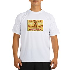 Shenandoah National Park (La Performance Dry T-Shirt